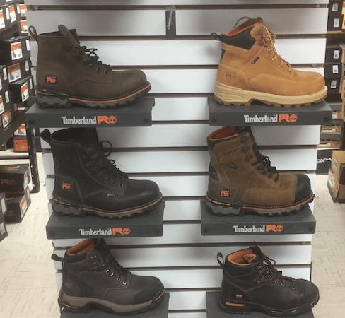 Boots like Timberland Pro Series